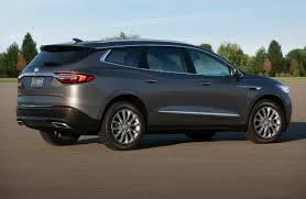 buick enclave canadian release date
