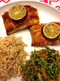 Baked Red Snapper Fillets With Chili ...