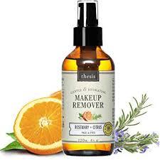 organic makeup remover rosemary citrus