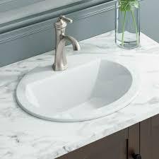 pedestal bathroom sink