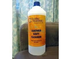 leather master soft cleaner 1litre bottle