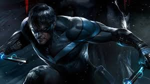 nightwing art new hd superheroes 4k