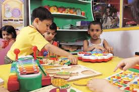 Image result for early childhood care and education in india