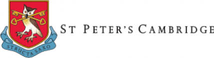 Image result for st peter cambridge what type of school is it