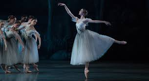 Addie Tapp and Boston Ballet in 'Giselle'. Photo by Rosalie O'Connor,  courtesy of Boston Ballet. - Dance Informa Magazine
