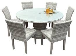 fairmont 60 inch outdoor patio dining