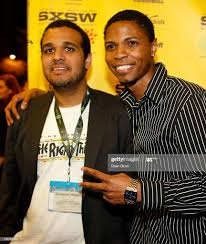 Director Aaron Burns and actor Marty Washington attend the 2011 ...