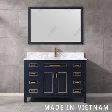 china thailand solid wood bathroom