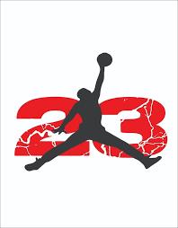 23 Flight Logo Huge Air Vinyl Decal Sticker For Automobile Room Oracal651 Vinyl Decals Vinyl Decal Stickers Jumpman Logo