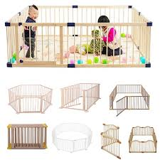 Baby Playpen Wood Square Baby Fence Wooden Playpen Kids Crawling Guardrail Buy Wooden Baby Safety Playpen Wood Wholesale Wood Baby Playpens Safety Fence Indoor Wood Kids Play Yard Product On Alibaba Com