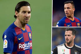 Pjanic for Arthur! Barcelona are wasting Messi's final years ...