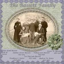 Volney Love Bassett Family Photograph | Bassett Family Association