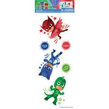 Disney Pj Masks Gecko Catboy Owlette Vinyl Wall Decals Stickers Kids Room Decor For Sale Online Ebay