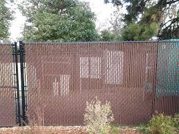 Slatted Chain Link Quality Fence Company