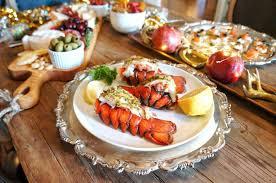Lemon Garlic Butter Lobster Tails ...