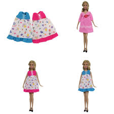 1 PC 30 Cm Bụng To Rời Quần Áo Vai Trò Chơi Cho Búp Bê Barbie Giả ...