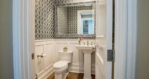 small bathroom feel larger