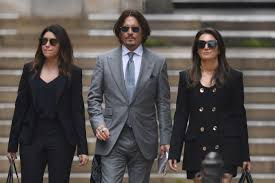Johnny Depp's ex-wife accused of 'stealing' sex abuse story