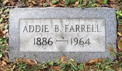 "Adelaide B. ""Addie"" Morris Farrell (1886-1964) - Find A Grave Memorial"