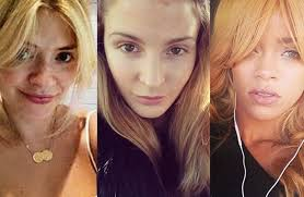 how to take the perfect no makeup selfie