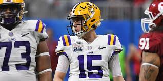 Myles Brennan feels like it's his 'time to shine' at LSU