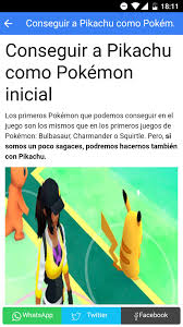 Cheats Pokemon GO Guide for Android - APK Download