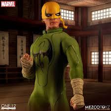 Mezco One 12 Iron Fist