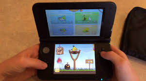 Latest Color Black 3DS XL Review Best Ever Review TNT Angry Birds ...