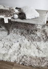 sheepskin rug mechant studio home