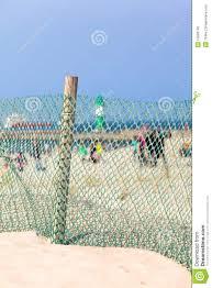 Windbreak Fence At The Beach Stock Photo Image Of Seaside Leisure 52683742