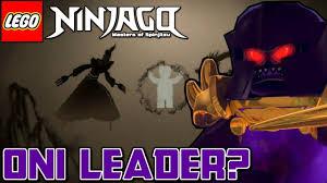 Ninjago 2019: The Overlord Returns? Oni Leader? - YouTube