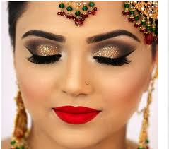 eye makeup for indian dress saubhaya