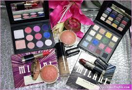 milani cosmetics available at boots uk