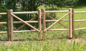 Sentry Fence Co A Quality Job Doesn T Cost It Pays Wood Fence Rustic Garden Fence Wooden Fence