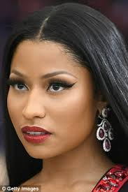 nicki minaj eyes 2yamaha