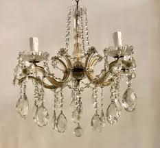 crystal maria theresa chandelier