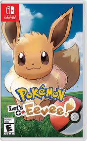 Amazon.com: Pokemon: Let's Go, Eevee!: Nintendo of America: Video ...