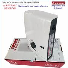 Máy nước nóng Ariston SB35E-VN, máy nước nóng trực tiếp cho chung cư Aures  Easy (không bơm) 3195055