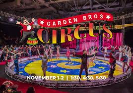 garden bros circus official garden