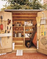 garden shed want something shallow
