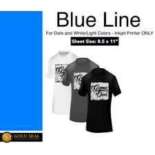 Avery Printable T Shirt Transfers For Dark Fabrics Inkjet 5 Sheets 3279 Walmart Com Walmart Com
