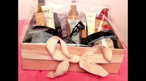 diy gift box beauty her you