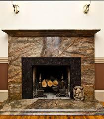 autumnal inspiration fireplace design