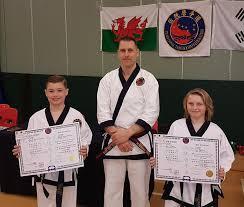 Congratulations Rhodri Phillips and Jay... - Family Karate Neath ...