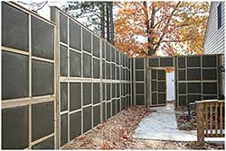 Facilities Management Windows Exterior Walls Noise Barrier Fence Acoustical Solutions Inc Building Components And Services Releases