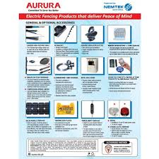 Aurura Electric Fence Basic Package For 1 Kanal Lahore Rs 120000 0