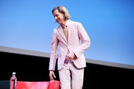 Wes Anderson Is Always Dressed For A Wes Anderson Film