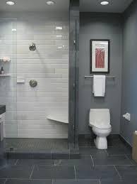 slate tile bathroom floor black slate