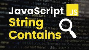 javascript string conns career karma