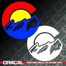 Colorado Sticker Colorado Decal Colorado Car Decal Etsy In 2020 Car Decals Colorado Travel Poster Car Decals Vinyl
